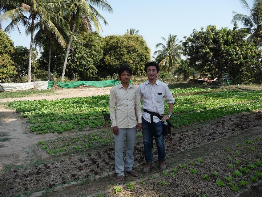 カンボジア視察 2015年11月